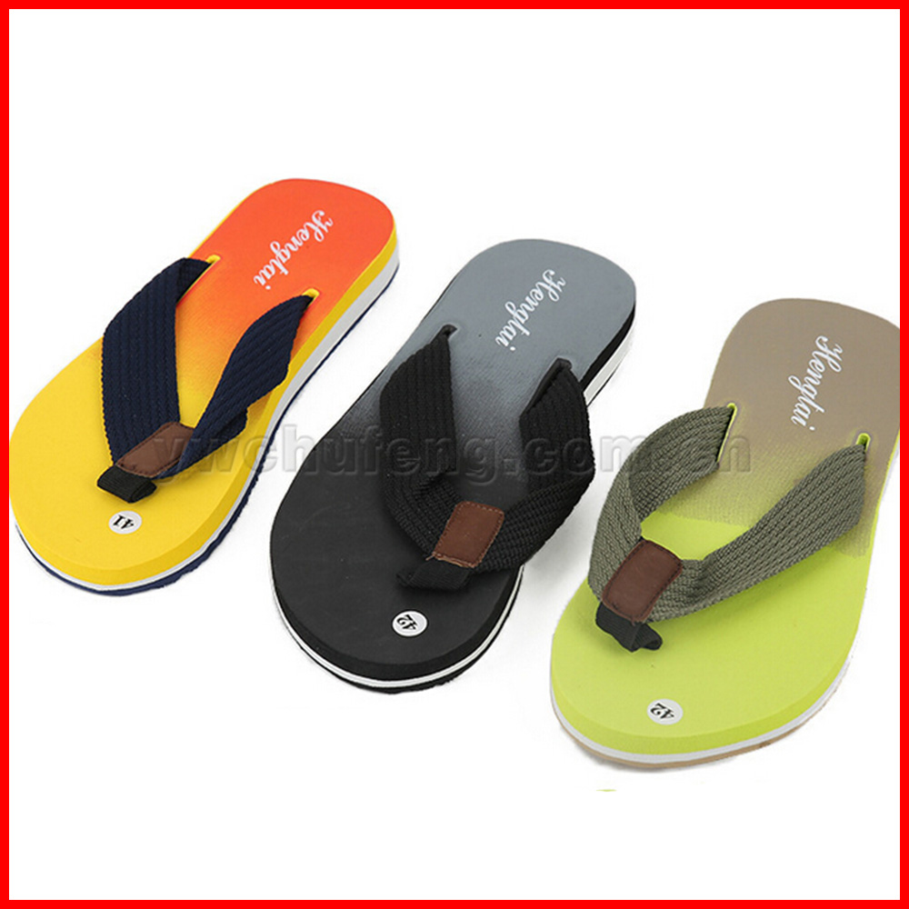 High quality fashion Ramp Shader flip-flops slipper