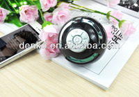 Bluetooth Wireless Speaker Mini Portable Super Bass For iPhone 4 5 samsung BLACK