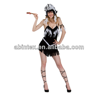 Indian chief lady costume (08-536) Adult(S/L)