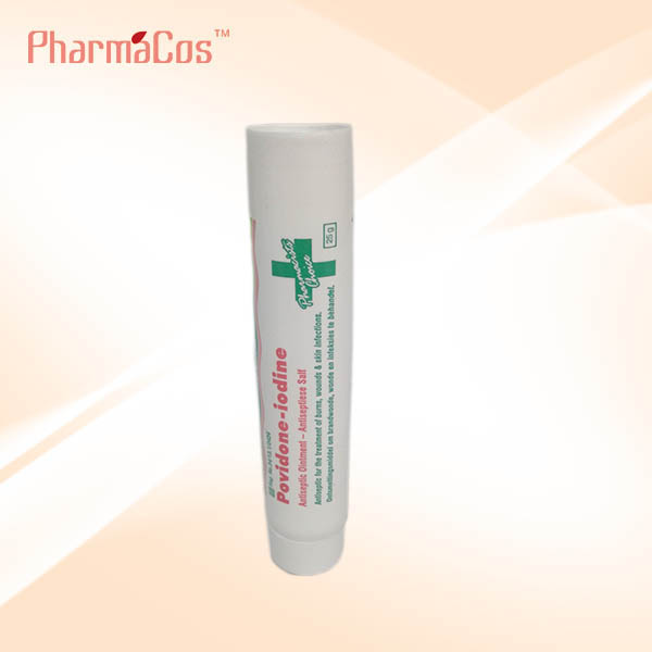 25g Plastic Soft Tube for Salve/ointment packging