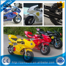 2016 new cheap motor bike popular 49cc mini motorcycles for sale