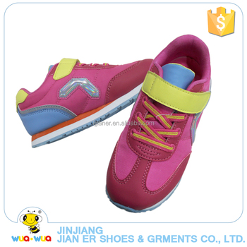 Custom fashion winter kids waterproof running sport shoes