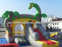 2016 cheap jumping castles inflatable water slide, bouncy castle for kids game