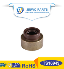 Mechanical product valve oil seal