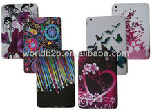 Colorful printed TPU Case cover for iPad Mini or iPad mini with Retina display