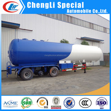 Hot Sale Triple Axles LPG Transport Tanker Truck Semi Trailer Gas Tank Trailer