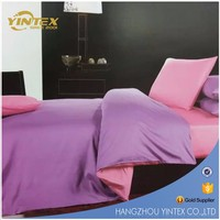 Newest Queen King Single Size White 4 star Cheap Bed Sheet For Hotel