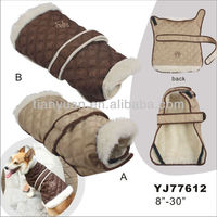 Pets Clothes and Accessories Dog Coats China Supplier