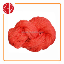 10S/2 100% BOSILUN YARN ,PTT HB POLYESTER YARN RAW WHITE COLOR