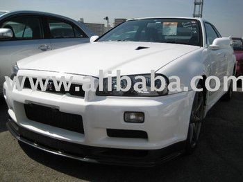 2002 Gtr34 V-Spec 2 Bnr34 Automobile