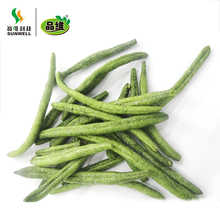 100% Natural fruits Vegetable VF string beans chips