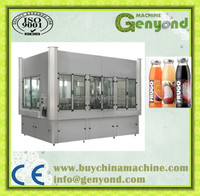 green compound fruit juice making machine for sale PET plastic bottle packing machine