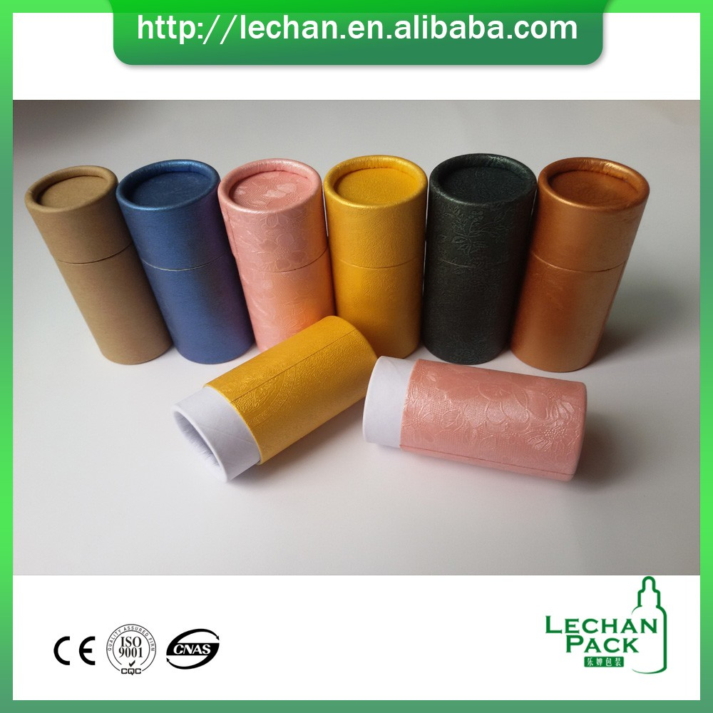 paper box packaging small round cardboard boxes cylinder cardboard telescope paper tube glass dropper bottle