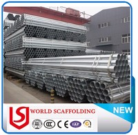 galvanzied square steel pipe/tube/pre galvanized rectangular steel pipe in china supplier/structural tube from World Co.,Ltd
