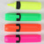 hot sale colored ink acrylic crystal double head highlighter marker