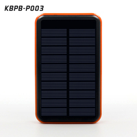 Mobile phone solar charger waterproof phone case as a gift 30000Mah