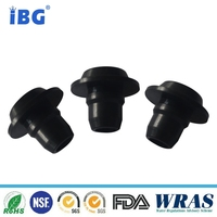 customized high quality silicone rubber stopper