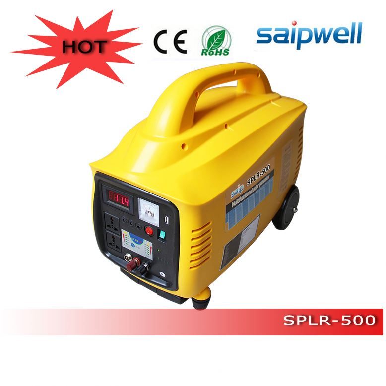 2014 new hot sale 2000w solar power generator high quality 500W