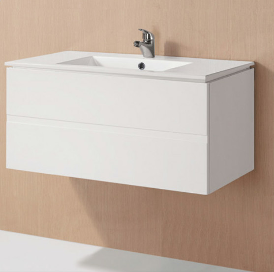 modern cheap single bathroom vanity