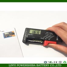 BT-168D universal laptop battery tester