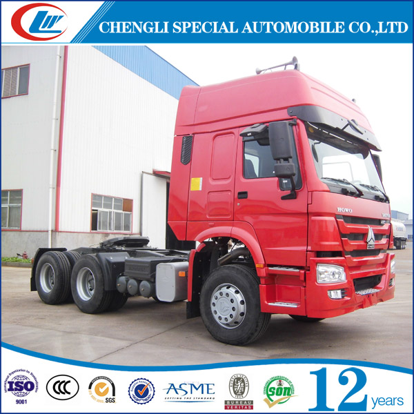 HOWO Heavy Duty 6x4 Tractor Truck for sale
