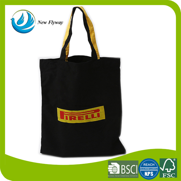 silk screen printing non woven foldable shopping bag with handle