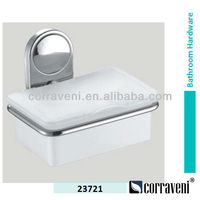 stainless tissue box 23721