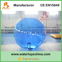 Commercial Grade Inflatable Water Bubble Ball With Durable TIZIP Zipper