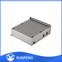 Customed metal Stamping Aluminum Enclosure for electronics