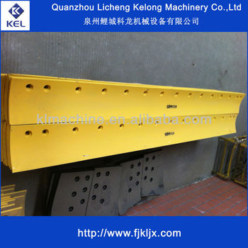 30MnB heat treated 7 fts 15 holes tractor box blade