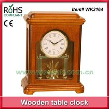 Promotional items 2016 modern desk clock antique cuckoo clock