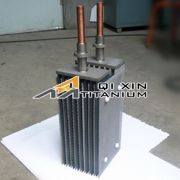High grade new coming anti-corrosion anode