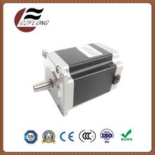 NEMA34 1.8-Deg 2-Phase Hybrid Stepping Motor for CNC Sewing Machine