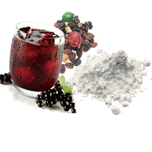 Artificial instant fruit blueberry flavored drink milk powder
