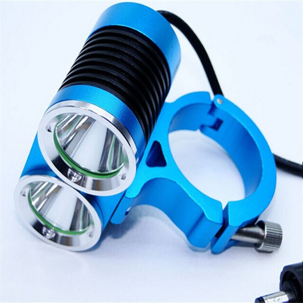 3000lumens U2 LED Light Low Weight Bright Intelligent CREE LED Bicycle Light