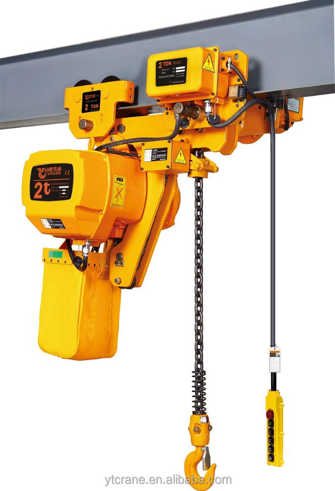 Electric Chain Power Source and Chain Sling Type small chain hoist