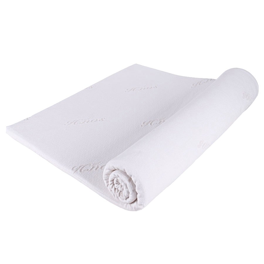 Thai Bed Compressed Memory Foam Mattress Topper
