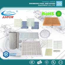 wholesale price pool cover grating swimming pool grid for para piscina of big factory engineer plastic