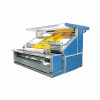 SUNTECH edge alignment knitted textile roll inspection machine for sale