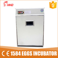 YZITE-13 high hatching rate chicken egg incubator/automatic egg turning system