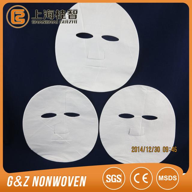 micro fiber Spunlace Nonwoven face mask snail essence sheet mask Korea mask sheet