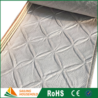 Daily Commodity products pu synthetic leather, fire resistant leather, leather for making shoes