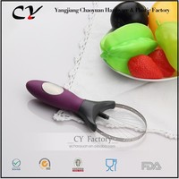 Gold Supplier China plastic kiwi fruit cutter