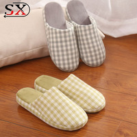 Lovely Non-Slip Indoor Shoes Hot women Winter Slippers Warm Velvet Home Scuffs