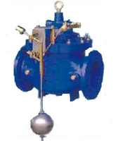hydraulic remote control valve with float ball PN 25/16/10 water level hydraulic control valve for water tank