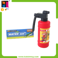 2015 Small Plastic Toy Fire Extinguisher Bottle Water Gun