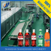 Glass Bottle Carbonated Beverage 3-in-1 Filling Machine/Glass Bottle Carbonated Beverage Filling Production Line