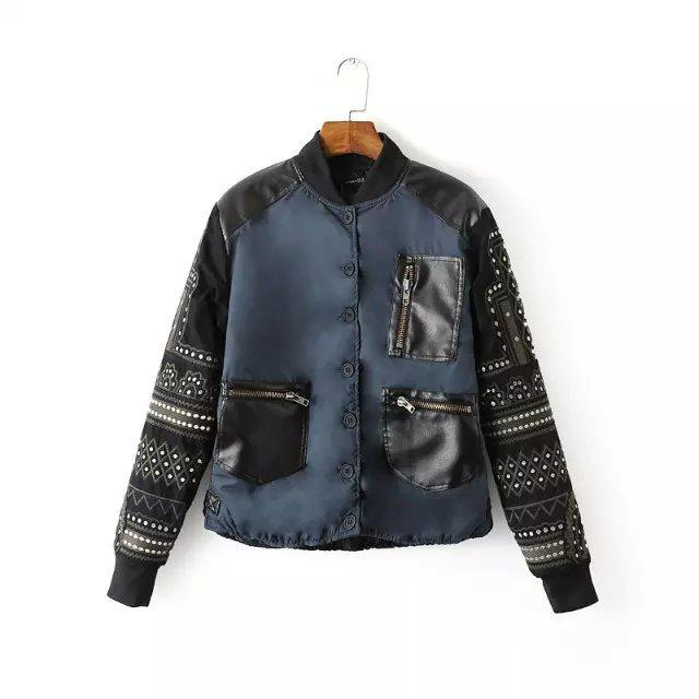 cheap china wholesale clothing embroidery baseball jacket