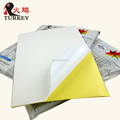 shipping labels 2 per sheet A4 address blank printing label 50 sheets/pack