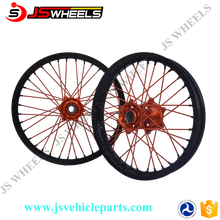 KTM SXF350 Motorcycle 17x3.5 Inch, 17x5.0 Inch Wheel For Supermoto
